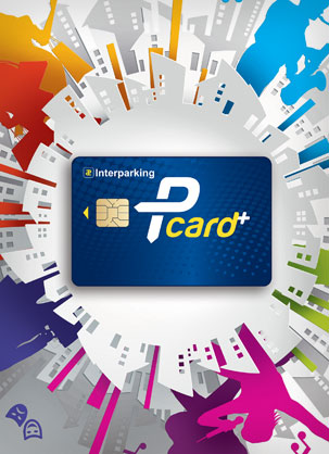 Pcard+ loyalty card