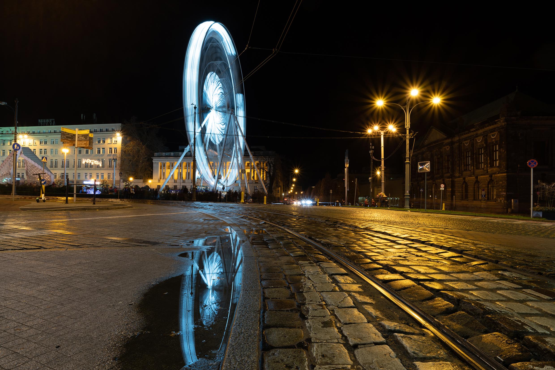 Wybierz parking podziemny w centrum Poznania