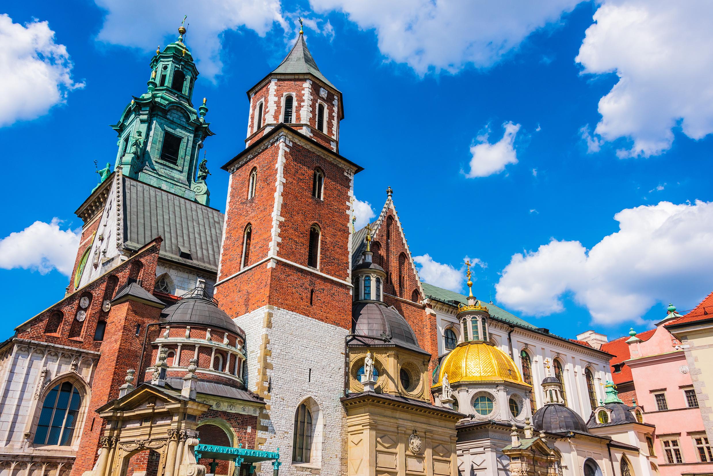 Zaparkuj bezpiecznie w centrum Krakowa